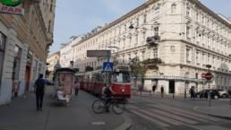 Tram à Vienne Blog Scribendo