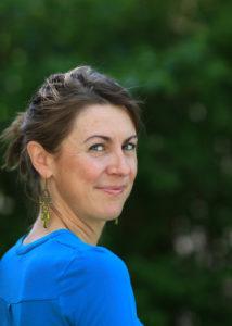 Dominique Damian-Avril, founder of Scribendo