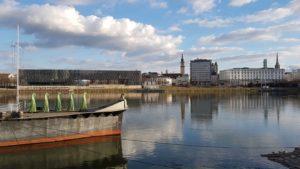 Danube et maitres du temps Linz blog Scribendo