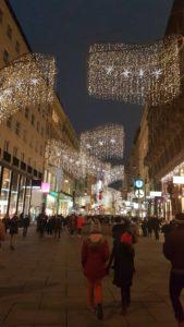 Le Graben. Le coeur de Vienne blog Scribendo