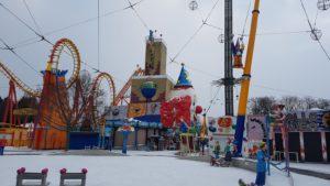 Prater Schnee blog Scribendo