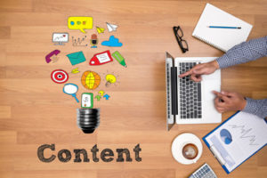 content for your website laptop Scribendo France