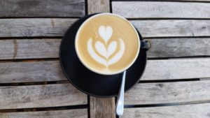Pour faire avancer Scribendo, rien ne vaut un café Melange viennois !