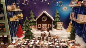 maison en chocolat Vienne décembre 2020 blog Scribendo