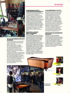 Maestria Mag dossier Le luxe et l'artisanat d'art se réinventent dans la Loire - Scribendo