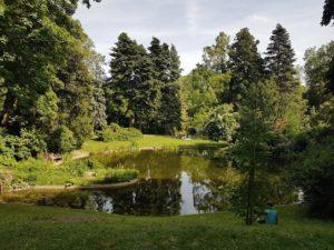 Türkenschantzpark Wien blog Scribendo parc de Türkenschantz Vienne Autriche